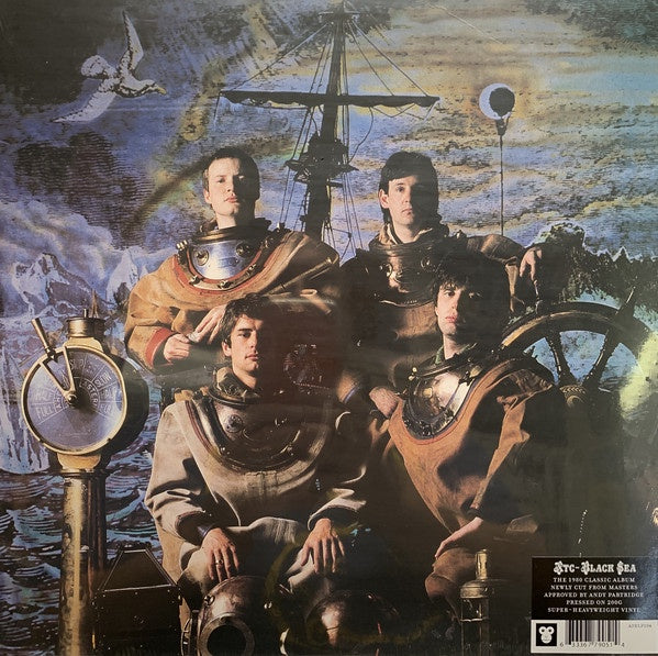 XTC-BLACK SEA LP *NEW*