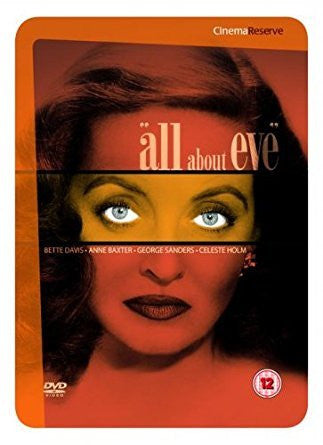 ALL ABOUT EVE SPECIAL EDITION 2DVD VG