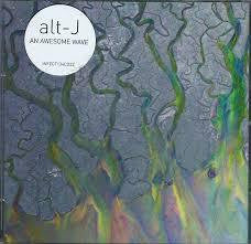 ALT-J-AN AWESOME WAVE CD *NEW*