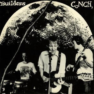 BUILDERS THE-CONCH3 LP VG COVER G