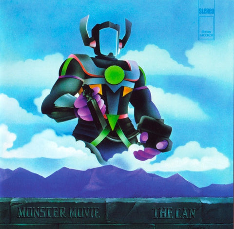 CAN-MONSTER MOVIE CD VG