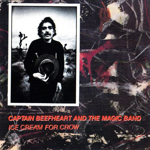 CAPTAIN BEEFHEART-ICE CREAM FOR CROW CD VG+