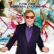 JOHN ELTON-WONDERFUL CRAZY NIGHT LP *NEW*