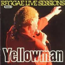 REGGAE LIVE SESSIONS VOL 3 YELLOWMAN CD *NEW*