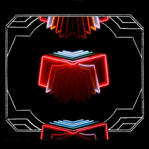 ARCADE FIRE-NEON BIBLE CD VG