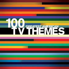 100 GREATEST AMERICAN TV THEMES V/A 4CD *NEW*