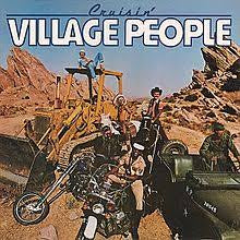 VILLAGE PEOPLE-CRUISIN' LP VG COVER VG+