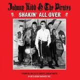 KIDD JOHNNY AND THE PIRATES-SHAKIN ALL OVER  CLEAR VINYL LP *NEW*