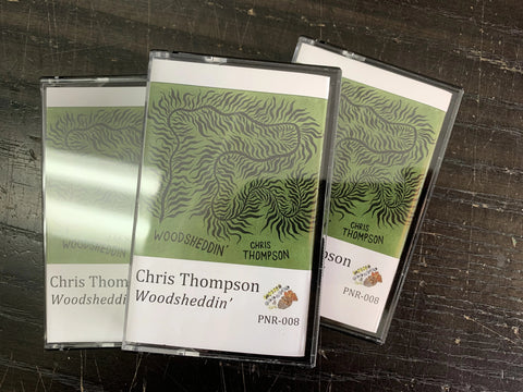 THOMPSON CHRIS-WOODSHEDDIN' CASSETTE *NEW*