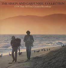 SIMON & GARFUNKEL-THE S&G COLLECTION LP VG COVER VG+