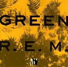 R.E.M.-GREEN LP VG+ COVER EX