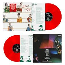 SPLIT ENZ-DIZRYTHMIA RED VINYL LP *NEW*