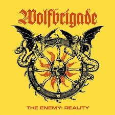 WOLFBRIDAGE-THE ENEMY: REALITY CD *NEW*