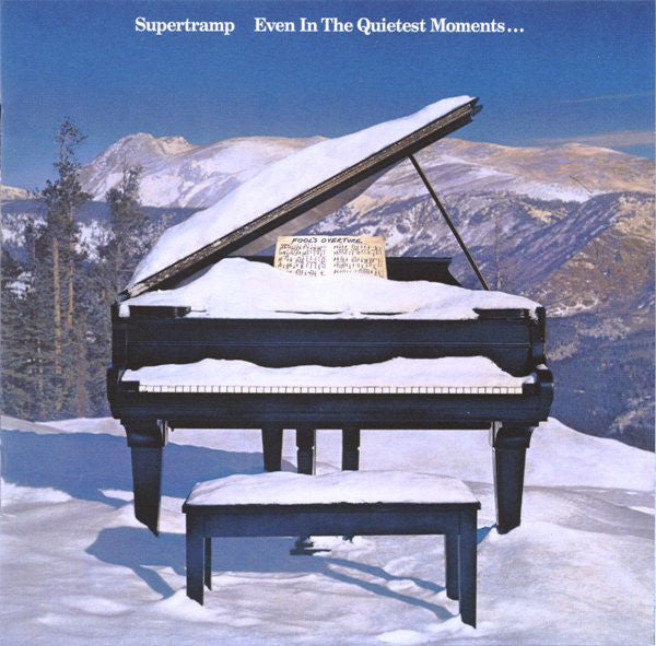 SUPERTRAMP-EVEN IN THE QUIETEST MOMENTS CD *NEW*