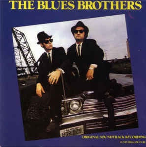BLUES BROTHERS THE-SOUNDTRACK CD VG