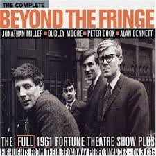 BEYOND THE FRINGE-THE COMPLETE 3CD