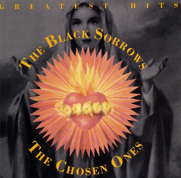 BLACK SORROWS THE-THE CHOSEN ONES CD VG