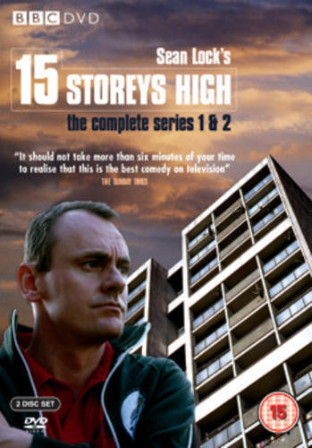 15 STOREYS HIGH SERIES 1 AND 2 2DVD G