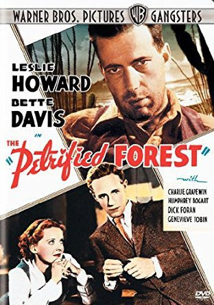 THE PETRIFIED FOREST-DVD VG