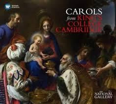 CAROLS FROM KING'S COLLEGE CAMBRIDGE 2CD *NEW*