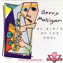 MULLIGAN GERRY-RE-BIRTH OF THE COOL CD VG