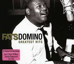 DOMINO FATS-GREATEST HITS 2CD *NEW*