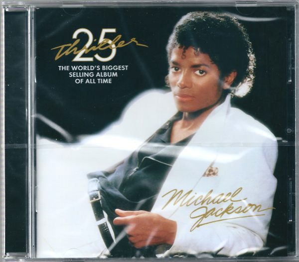 JACKSON MICHAEL-THRILLER CD *NEW*