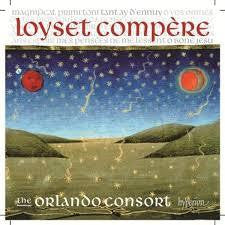 COMPERE-MOTETS & CHANSONS ORLANDO CONSORT CD *NEW*
