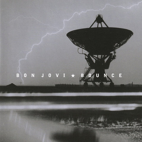 BON JOVI-BOUNCE CD VG