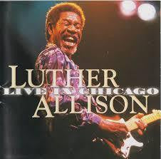 ALLISON LUTHER-LIVE IN CHICAGO 2CD *NEW*