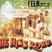 KUTI FELA-HE MISS ROAD LP *NEW*