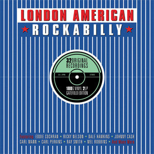LONDON AMERICAN STORY ROCKABILLY - VARIOUS ARTISTS 2LP *NEW*