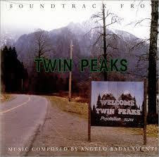 TWIN PEAKS MUSIC FROM-ANGELO BADALAMENTI CD VG