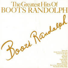 RANDOLPH BOOTS-THE GREATEST HITS OF LP EX COVER VGPLUS