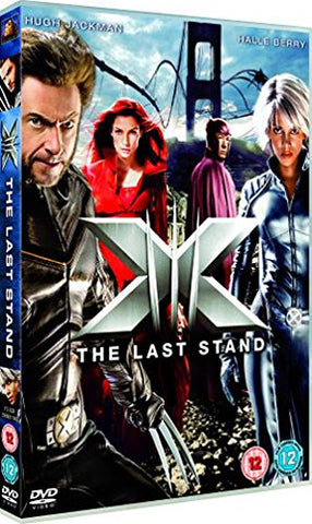 X MEN-THE LAST STAND DVD REGION 2 VG+