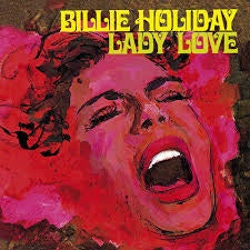HOLIDAY BILLIE-LADY LOVE LP VG+ COVER VG