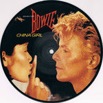 "BOWIE DAVID-CHINA GIRL PICTURE DISC 7"" VG+"