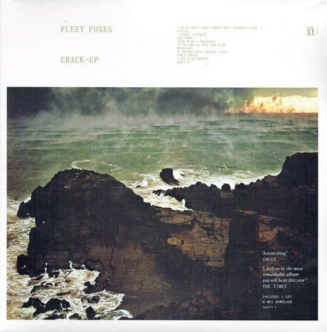 FLEET FOXES-CRACK UP 2LP *NEW*