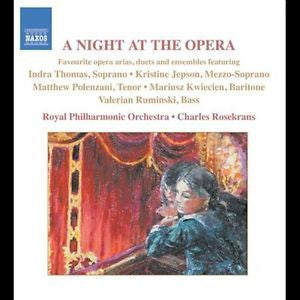A NIGHT AT THE OPERA-ROYAL PHILHARMONIC ORCHESTRA CD *NEW*