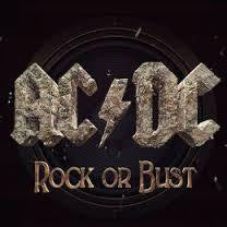 AC/DC-ROCK OR BUST CD *NEW*