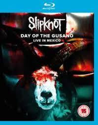 SLIPKNOT-DAY OF THE GUSANO BLURAY *NEW*