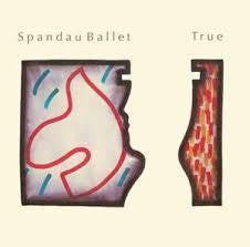 SPANDAU BALLET-TRUE LP EX COVER VG+