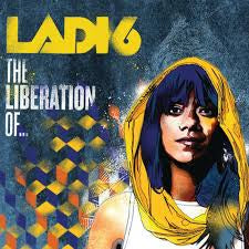LADI6-THE LIBERATION OF...LP VG+ COVER EX