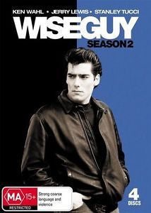 WISEGUY SEASON TWO 4DVD VG