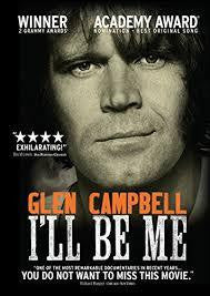 CAMPBELL GLEN-I'LL BE ME REGION 1 DVD *NEW*