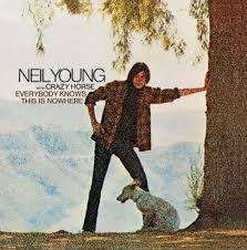 YOUNG NEIL & CRAZY HORSE-EVERYBODY KNOWS THIS IS NOWHERE LP*NEW*