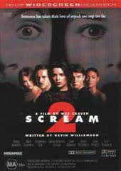 SCREAM TWO DVD