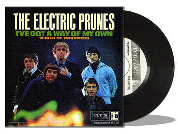 "ELECTRIC PRUNES THE-I'VE GOT A WAY OF MY OWN 7"" *NEW*"