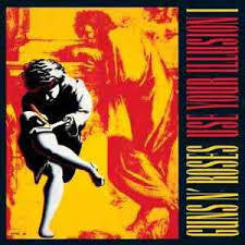 GUNS N' ROSES-USE YOUR ILLUSION I 2LP *NEW*