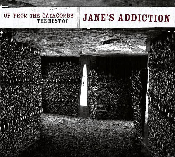 JANE'S ADDICTION-UP FROM THE CATACOMBS THE BEST OF CD *NEW*